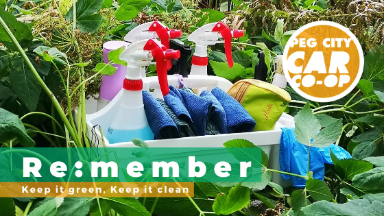 Re:member, keep it clean , keep it green